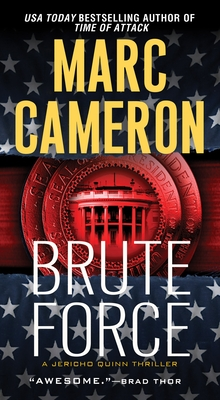 Brute Force (A Jericho Quinn Thriller #6) Cover Image