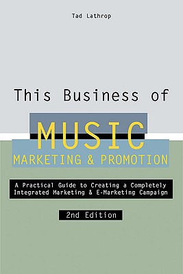 This Business of Music Marketing & Promotion Cover