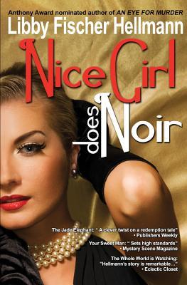 Cover for Nice Girl Does Noir