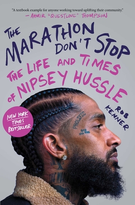 Cover for The Marathon Don't Stop