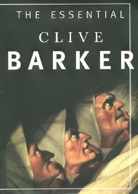 The Essential Clive Barker Cover