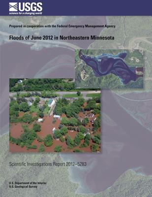 Floods of June 2012 in Northeastern Minnesota Cover Image