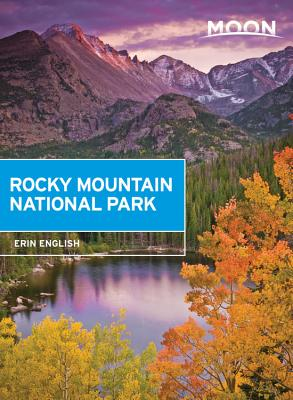 Moon Rocky Mountain National Park (Travel Guide) Cover Image