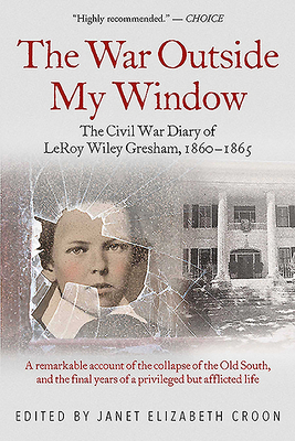Cover for The War Outside My Window