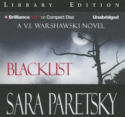 Blacklist (V.I. Warshawski Novels #12) cover