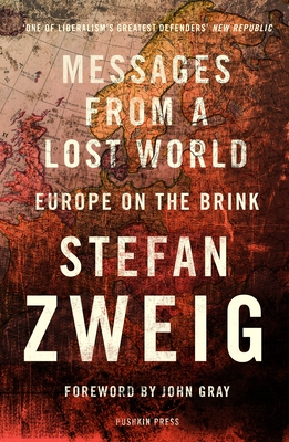 Messages from a Lost World: Europe on the Brink Cover Image
