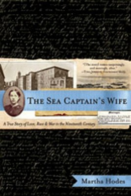 The Sea Captain's Wife Cover