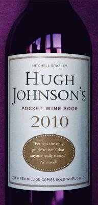 Hugh Johnson's Pocket Wine Book 2010: 33rd Edition Cover Image