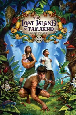 The Lost Island of Tamarind Cover