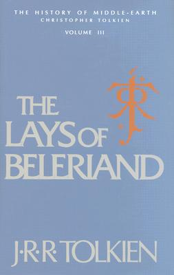The Lays of Beleriand Cover Image