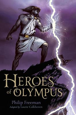 Heroes of Olympus Cover