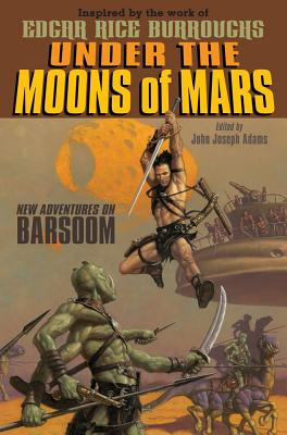 Under the Moons of Mars Cover