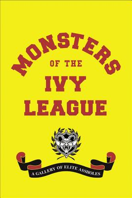 Monsters of the Ivy League Cover Image