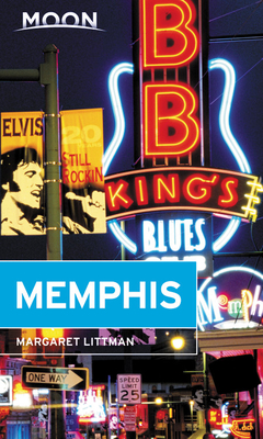 Moon Memphis (Travel Guide) Cover Image