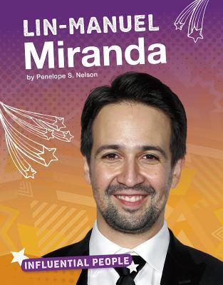 Lin-Manuel Miranda Cover Image