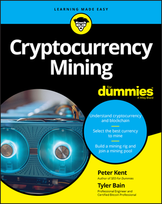 Cryptocurrency Mining for Dummies Cover Image