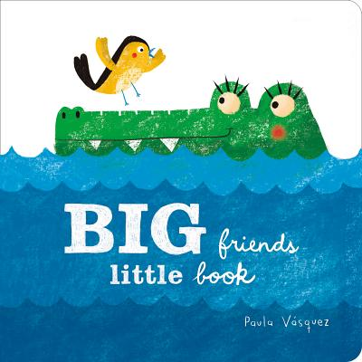 Big Friends, Little Book Cover Image