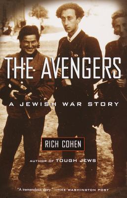 The Avengers: A Jewish War Story Cover Image