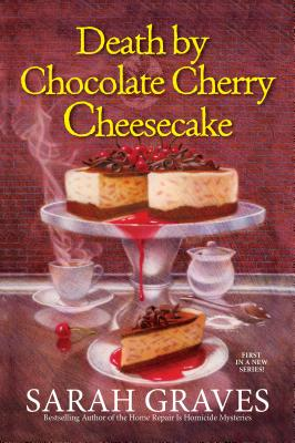 Death by Chocolate Cherry Cheesecake (A Death by Chocolate Mystery #1) Cover Image