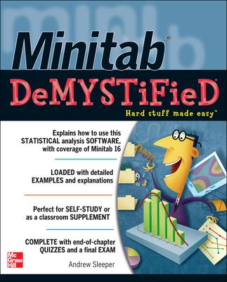 Minitab Demystified Cover Image