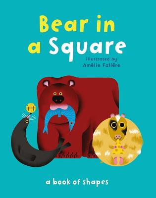Bear in a Square by Amelie Faliere