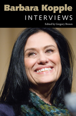 Barbara Kopple: Interviews (Conversations with Filmmakers) Cover Image