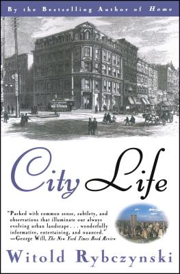 City Life Cover