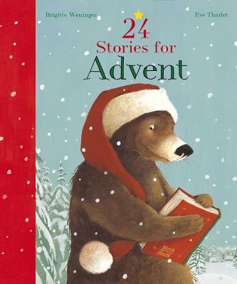 24 Stories for Advent Cover Image