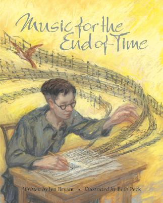 Music for the End of Time Cover