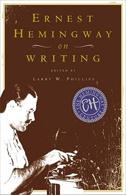 Ernest Hemingway on Writing Cover