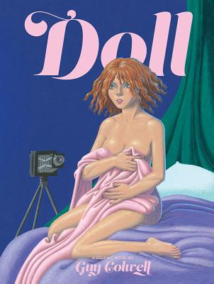 DOLL (The Fantagraphics Underground Series) Cover Image