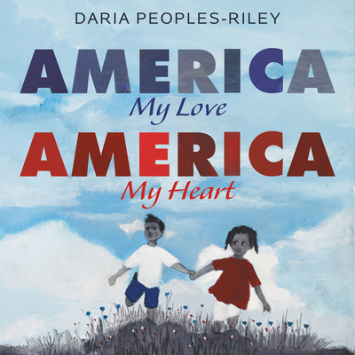 America, My Love, America, My Heart Cover Image