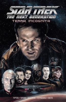 Star Trek: The Next Generation: Terra Incognita (Star Trek The Next Generation) cover