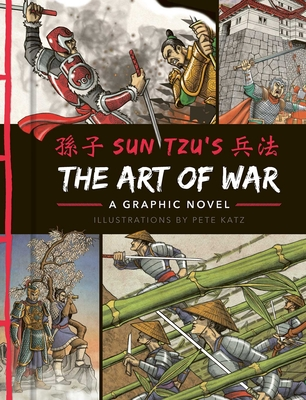 The Art of War: A Graphic Novel Cover Image