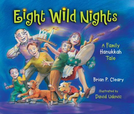 Eight Wild Nights Cover