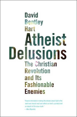 Cover for Atheist Delusions