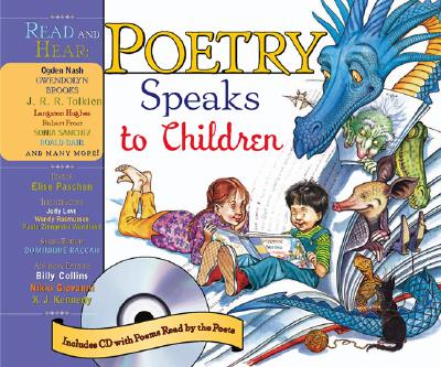Poetry Speaks to Children [With CD] Cover