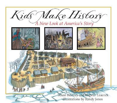 Kids Make History Cover
