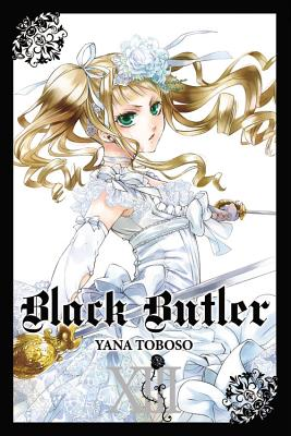 Black Butler, Volume 13 Cover