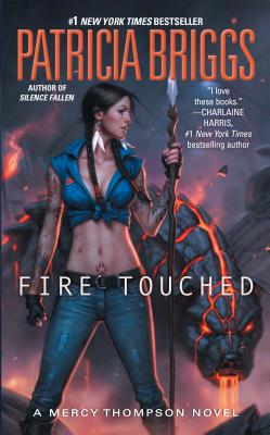Fire Touched (A Mercy Thompson Novel #9) Cover Image