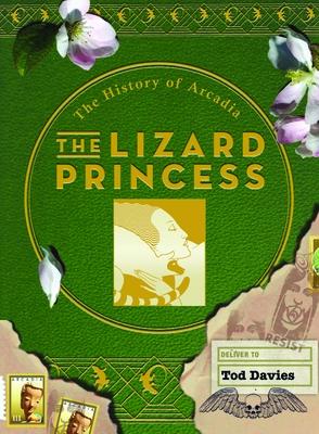 The Lizard Princess Cover