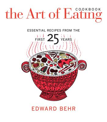 The Art of Eating Cookbook Cover