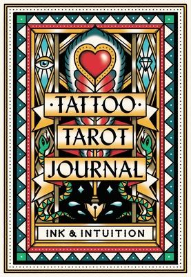 Tattoo Tarot Journal Cover Image