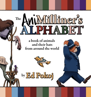 The AniMilliner's ALPHABET Cover Image