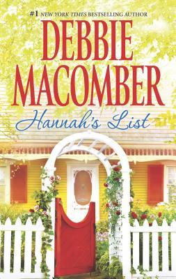 Hannah's List Cover
