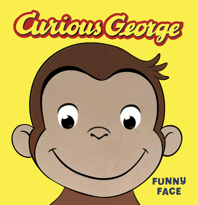 Curious George Funny Face Cover Image