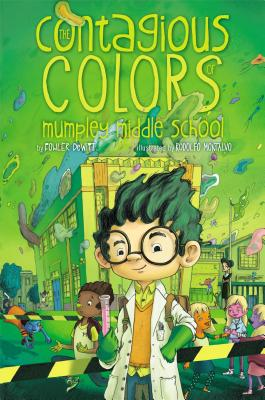 The Contagious Colors of Mumpley Middle School Cover