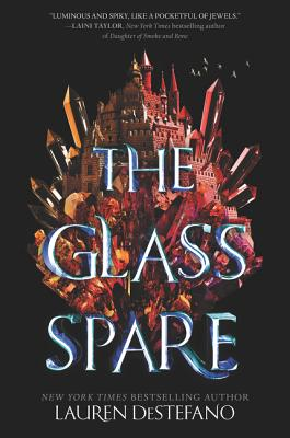 The Glass Spare Cover Image