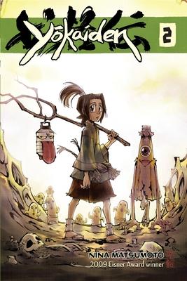 Yokaiden, Volume 2 Cover