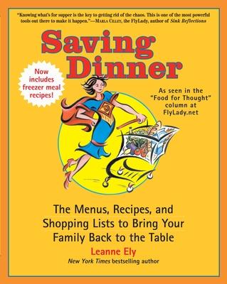 Saving Dinner Cover